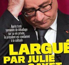 Julie Gayet, a-t-elle remplacée François Hollande