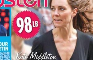Kate Middleton, des problèmes de foie