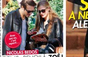 Nicolas Bedos largué par Zoe Reyners