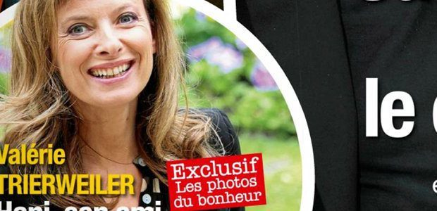 Valérie Trierweiler «la mégère pas apprivoisée» selon Francis Veber