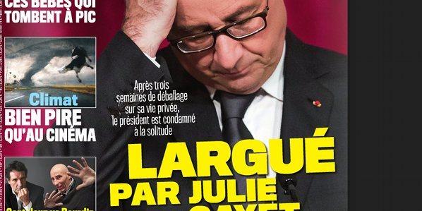 Valerie Trierweiler- François Hollande recadre une journaliste