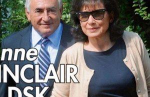 Anne Sinclair retrouve DSK chez Anne Hommel