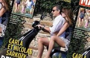 Carla Bruni «ravie» par la défaite de Nicolas Sarkozy