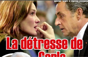 Carla Bruni, sa détresse face à la maladie de Nicolas Sarkozy