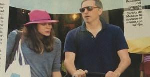 Charlotte Casiraghi et Gad Elmaleh, ça se complique selon la presse italienne
