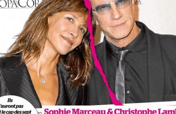 Christophe Lambert «assume» sa rupture avec Sophie Marceau