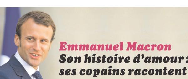 Emmanuel Macron- ses potes balancent sur son épouse Brigitte