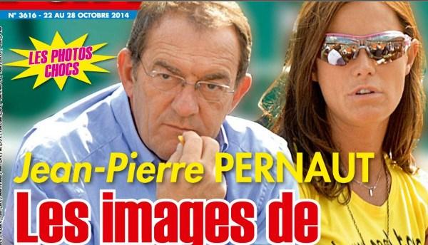 Jean-Pierre Pernaut - Nathalie Marquay blessée par la fuite de ses photos de nu