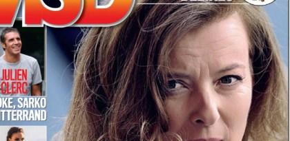 Valérie Trierweiler, bientôt un truc chaud sur François Hollande