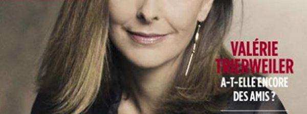 Valérie Trierweiler, sa folle impudeur dénoncée par Valérie de Senneville
