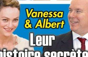 Vanessa Paradis et Albert de Monaco, leur histoire secrète dans Ici Paris
