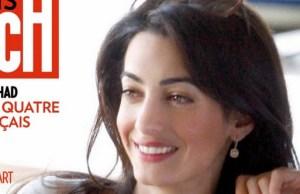 Amal Alamuddin, le vrai visage de l'épouse de George Clooney