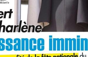 Charlène de Monaco, son accouchement imminent