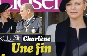 Charlène de Monaco, son accouchement provoqué en décembre