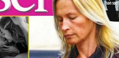 Estelle Lefébure, à 48 ans, elle reste la reine de l'équilibre