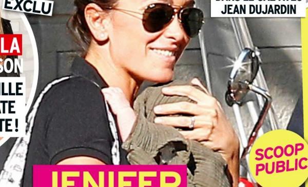 Jenifer retrouve enfin son fils, après un mois de séparation