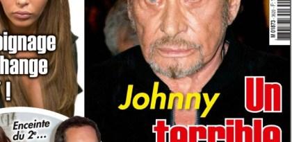 Laeticia Hallyday flippée par Johnny Hallyday, victime d'un accident