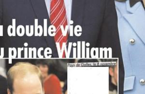 Le prince William, la double vie du mari de Kate Middleton