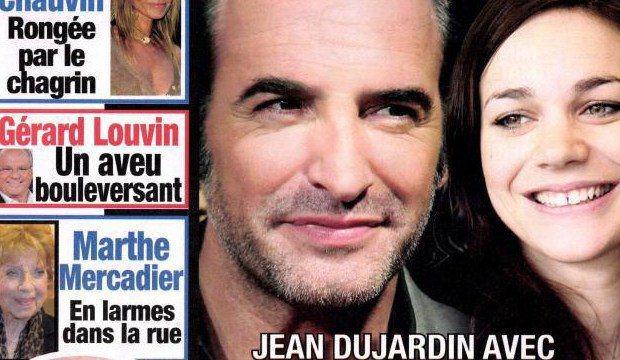 Nathalie Péchalat- Jean Dujardin, un gentil macho