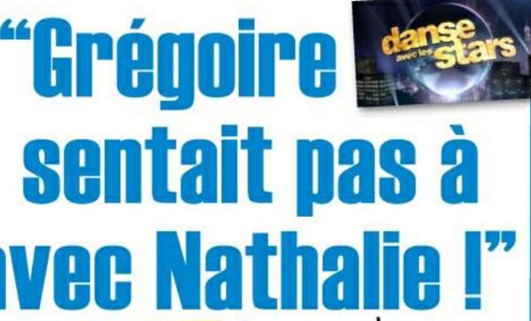 Nathalie Péchalat flippée par le départ de Grégoire Lyonnet