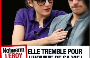 Nolwenn Leroy tremble pour Arnaud Clément