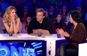 Rachida Dati et Mathieu Kassovitz