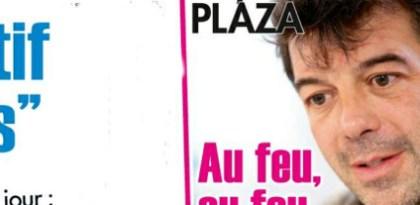 Stéphane Plaza, un feu dans son appartement