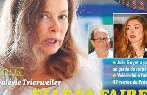 Valérie Trierweiler- François Hollande assume ses erreurs