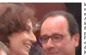 Valérie Trierweiler, François Hollande s'éclate avec Manu Dibango