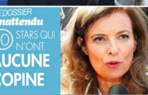 Valérie Trierweiler, aucune copine depuis le déballage sur François Hollande