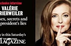 Valérie Trierweiler dément une tentative de suicide