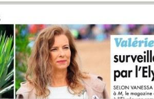 Valérie Trierweiler obsédée par Julie Gayet, sa grande rivale