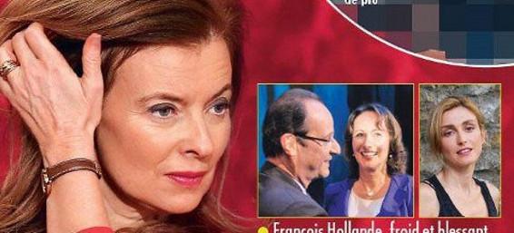 Valérie Trierweiler ridiculise François Hollande à l'étranger