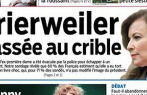 Valérie Trierweiler souhaite le meilleur à François Hollande