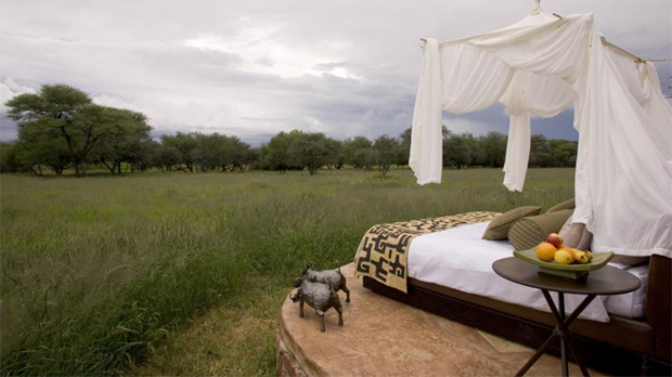 lodge luxe namibie