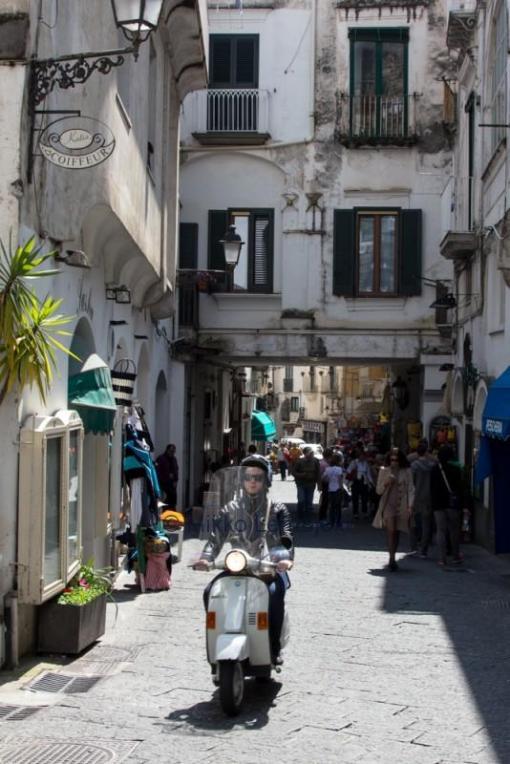 amalfi city