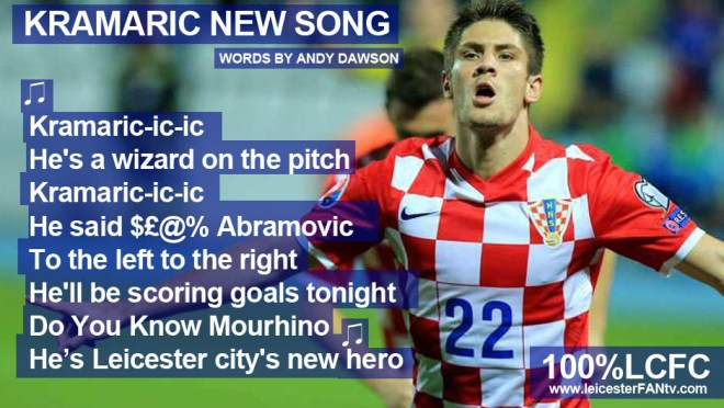 Kramaric Song words 2