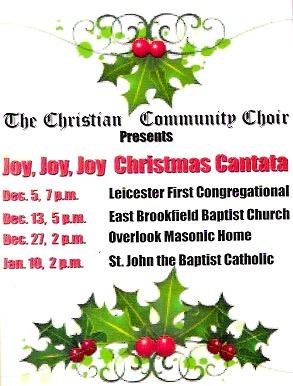 Christmas Cantata 3
