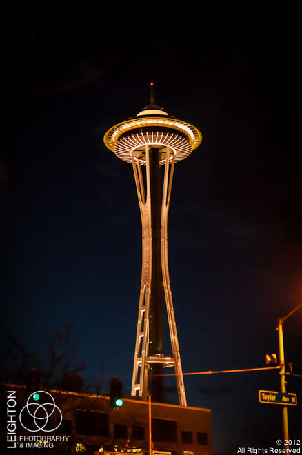 The Space Needle - Symbol of Seattle