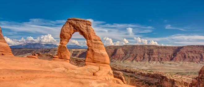 Desert Solitaire - Delicate Arch