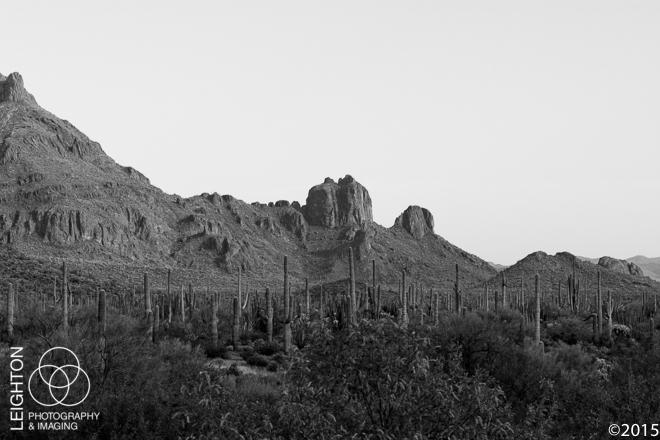 Diablo Mountains, Arizona - Ancient America