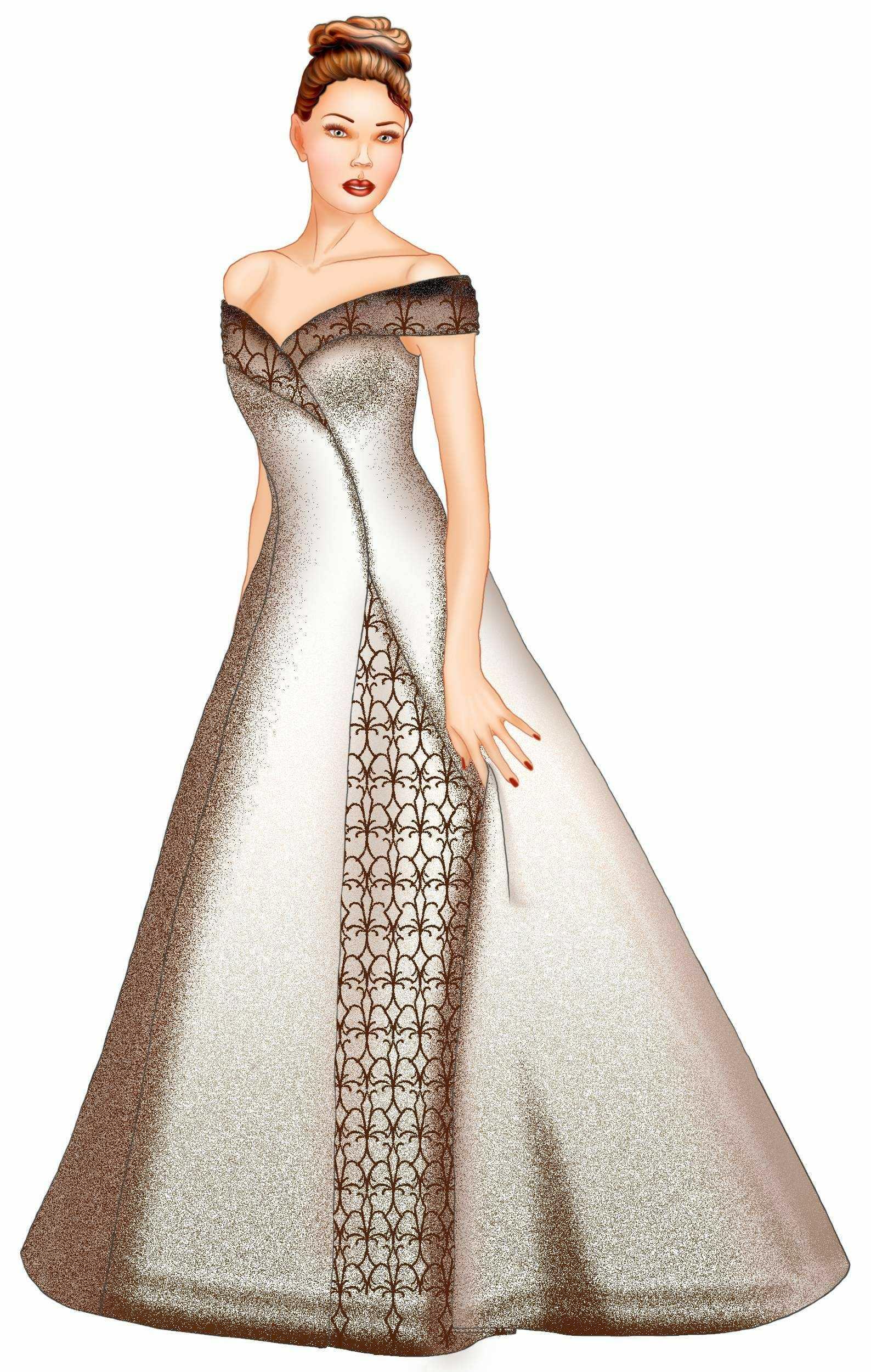 wedding dress sewing patterns Wedding Dress Sewing Pattern