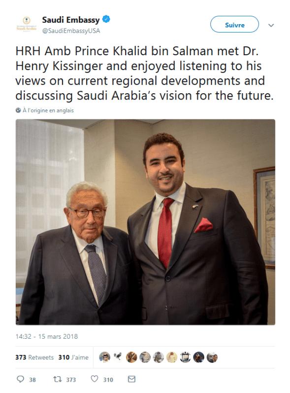 ambassadeur-saoudien-USA-Kissinger
