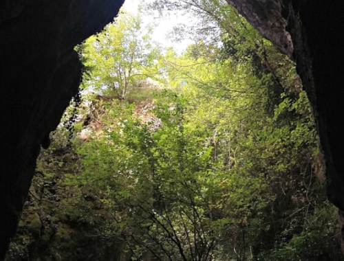grotte beatrice cenci tagliacozzo