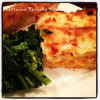 Meatless Monday :: Butternut Squash Lasagna
