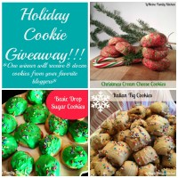 Holiday Cookie Giveaway from Your Favorite Bloggers!