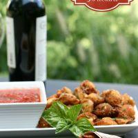 Fried Prosciutto Tortellini :: Italian Street Food Week