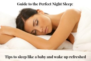 Guide to Beauty Sleep