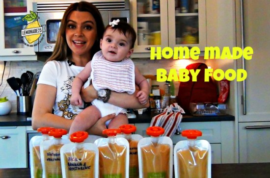 Home Made Baby Food 1