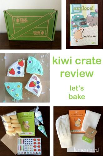 lemon blvd - Kiwi Crate Review - Lets Bake